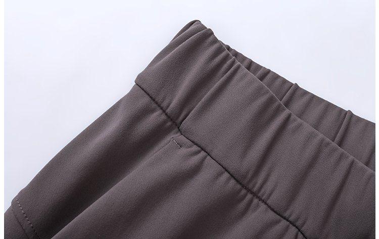 Capri Flare Yoga Pants detail