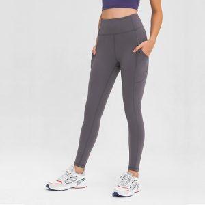 Full Length Yoga Pants with Pockets