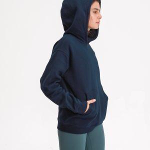 Long Sleeves Yoga Hoodie