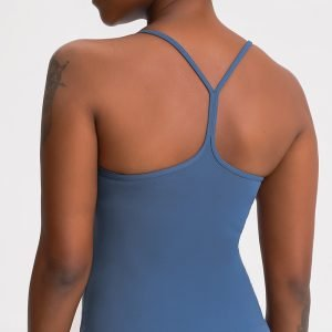 Yoga Tank Tops with Built-In Bra