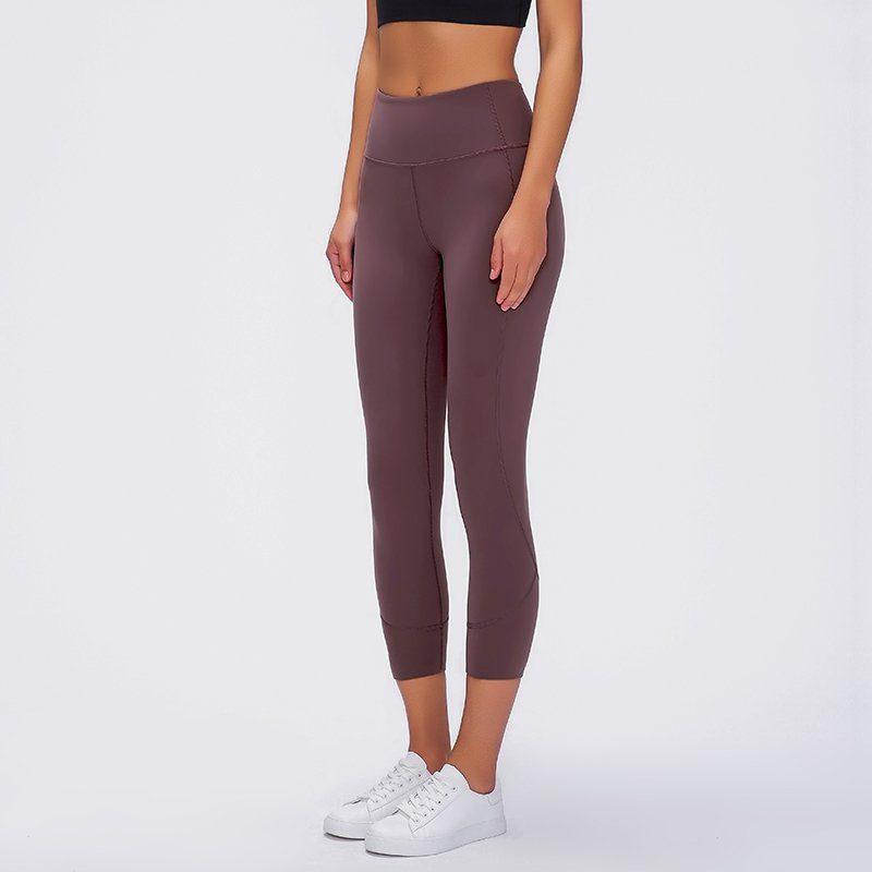 Capri Yoga Leggings - Basic Style