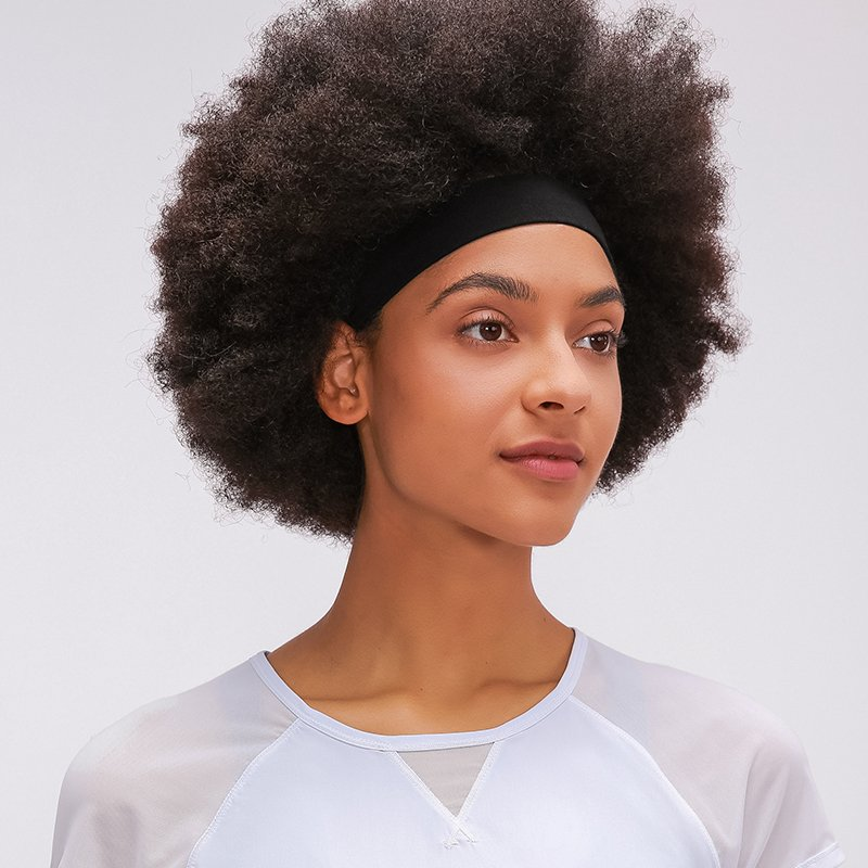 Yoga Headbands for Woman - Pure Color
