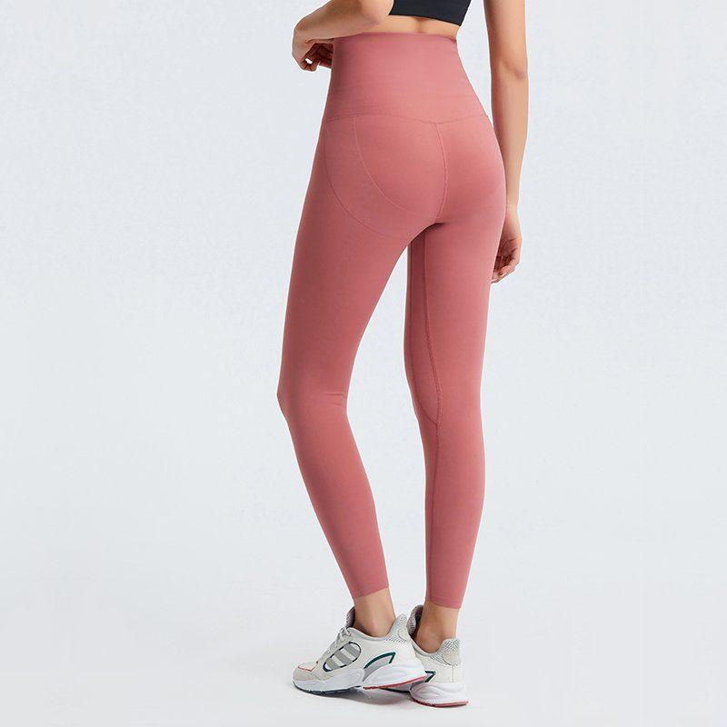 High Waist Yoga Pants with Tummy Control main image