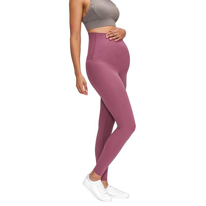 maternity yoga pants main image