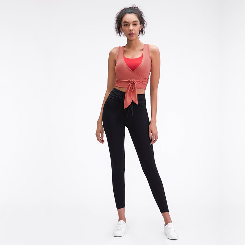 tie up cropped tank