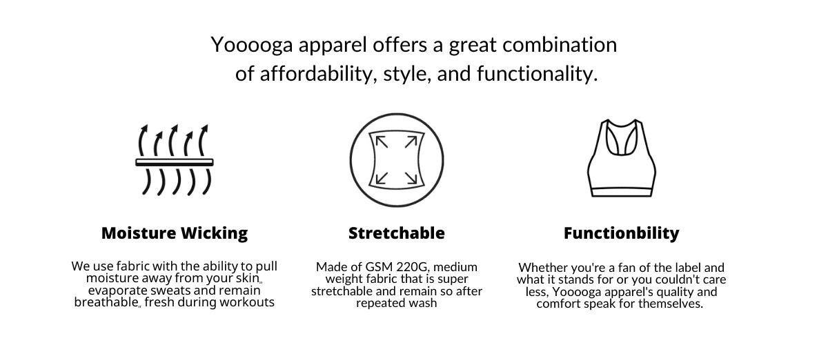 why yooooga apparel produces premium yoga apparel1