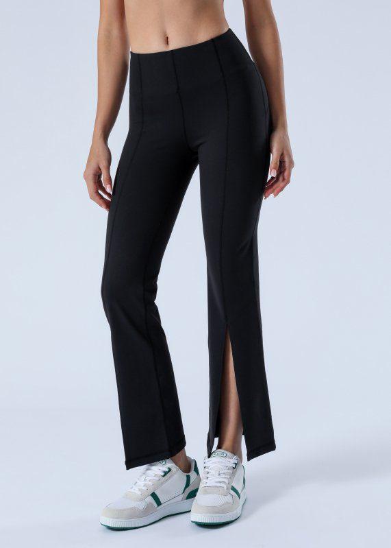 Full Length Flare Yoga Pants main image